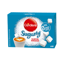 Canderel Sugarly klontjes